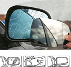 HON-Acc Driver Side 2003 to 2008 Silver Wide Angle Door Mirror Glass RH