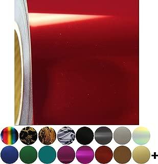 Threadart Metallic Foil Red 20