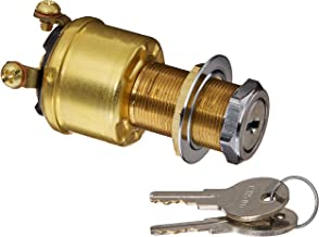 Cole Hersee M-712-BP Ignition Switch (4 Position)