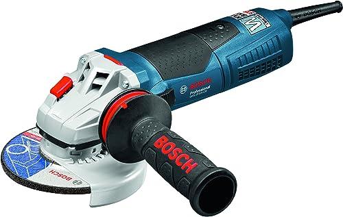 Bosch Professional Meuleuse angulaire Filaire GWS 19-125 CIE (1 900W, Ø meule : 125 mm, 2,4kg, Pack d'accessoires) product image