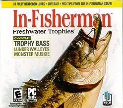 Jogo Midia Fisica In-fisherman Freshwater Trophies para PC