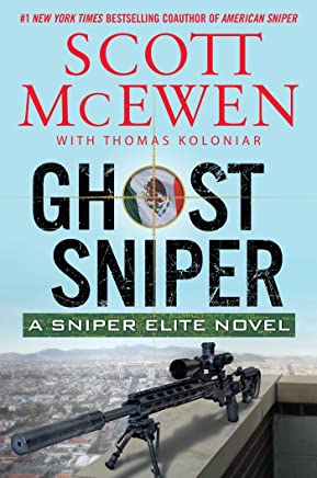 Ghost Sniper: A Sniper Elite Novel