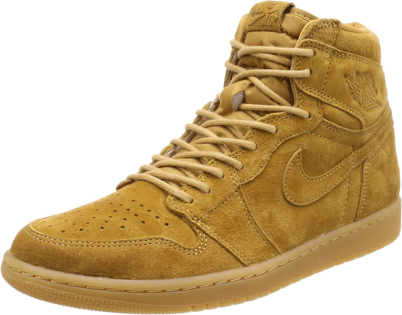 Nike Jordan Men's Jordan Retro 1 OG golden Harvest (11 D (M) US)