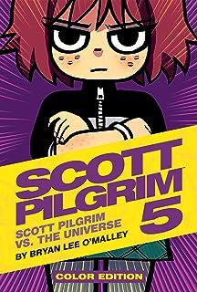 Scott Pilgrim Color Hardcover Volume 5: Scott Pilgrim Vs.