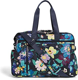 Vera Bradley womens Lighten Up Weekender Travel Bag, Polyester