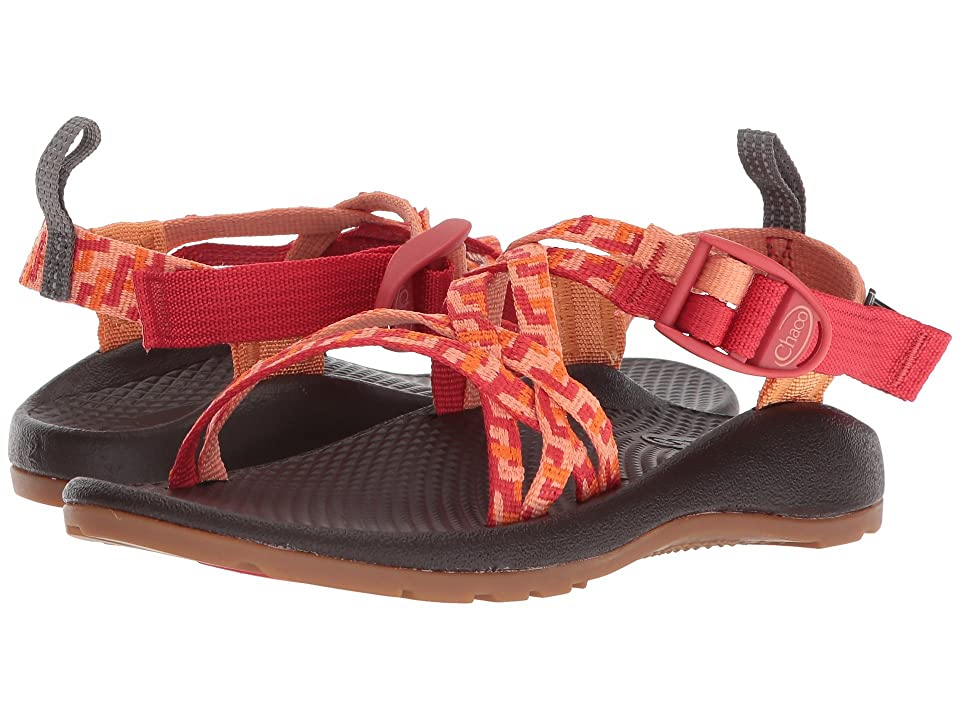 Chaco Kids ZX/1(r) Ecotread (Toddler/Little Kid/Big Kid) (Helix Peach) Girls Shoes