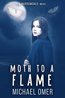 Moth to a Flame (Narrowdale Mystery Book 2)