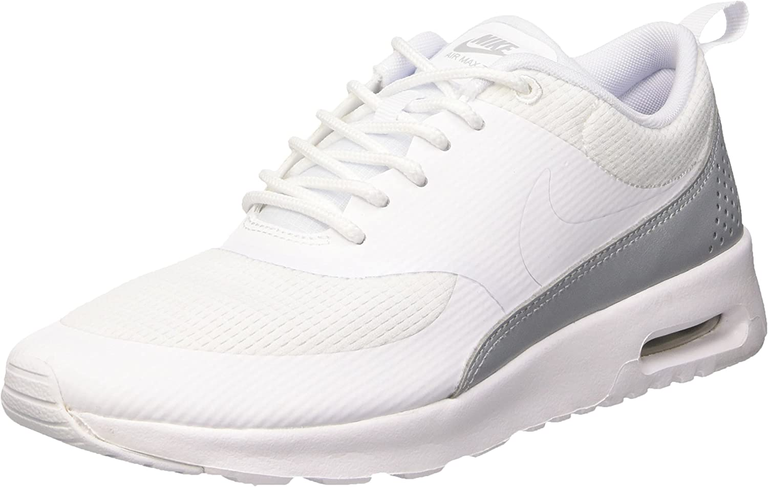 Nike Womens Air Max Thea Round Toe Lace-Up Fashion Sneakers