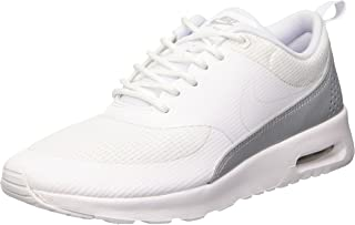 Womens air max thea TXT Trainers 819639 Sneakers Shoes (US 8, White White 100)