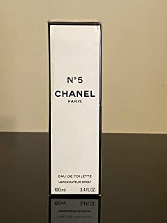 Chanel No. 5 by Chanel for Women 3.4 oz EDT Spray