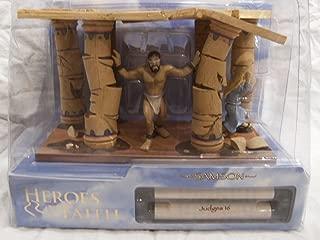 Heroes of Faith Samson Temple Action Figure Set (30807)