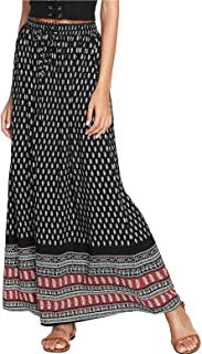 maxi skirts casual