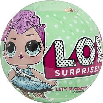 Amazon Com L O L Surprise 552543 Tots Ball 1a 2a Toys Games