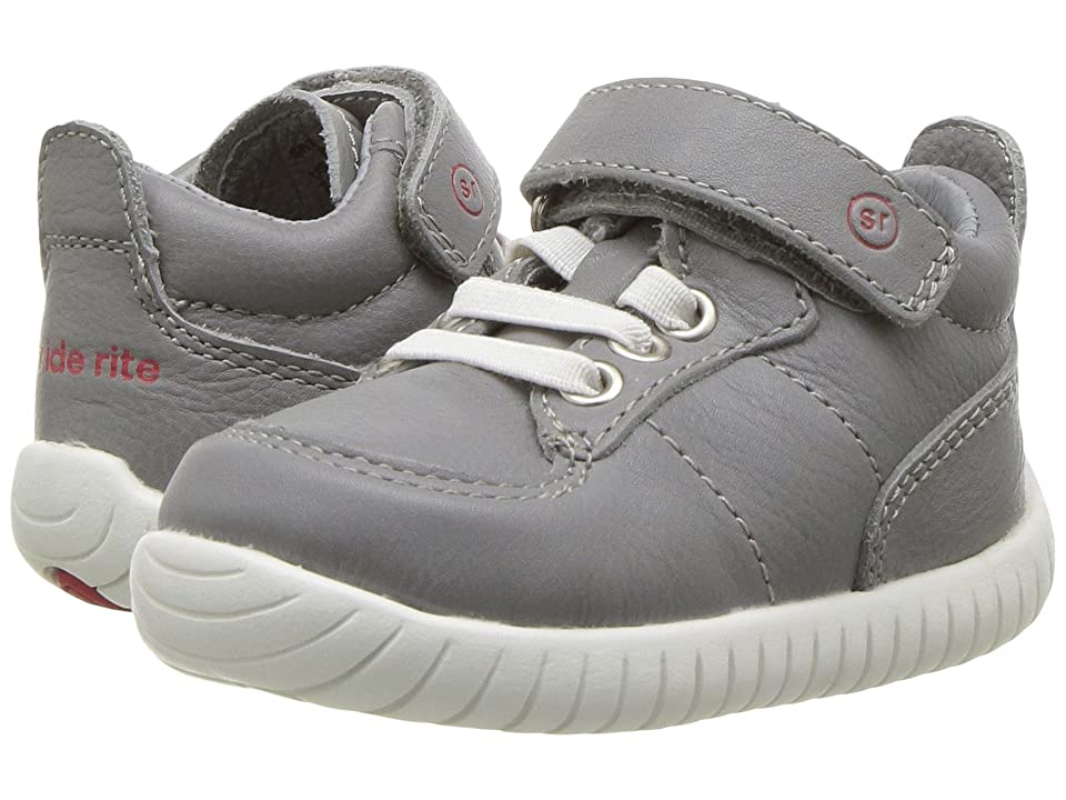 Stride Rite SRT Bailey (Toddler/Little Kid) (Grey) Boys Shoes