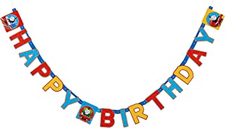 American Greetings Thomas and Friends Birthday Party Banner
