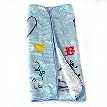 غطاء أطفال ديزني - بطانية لف - للرضع - وين ذا بوه (80 × 90 سم)