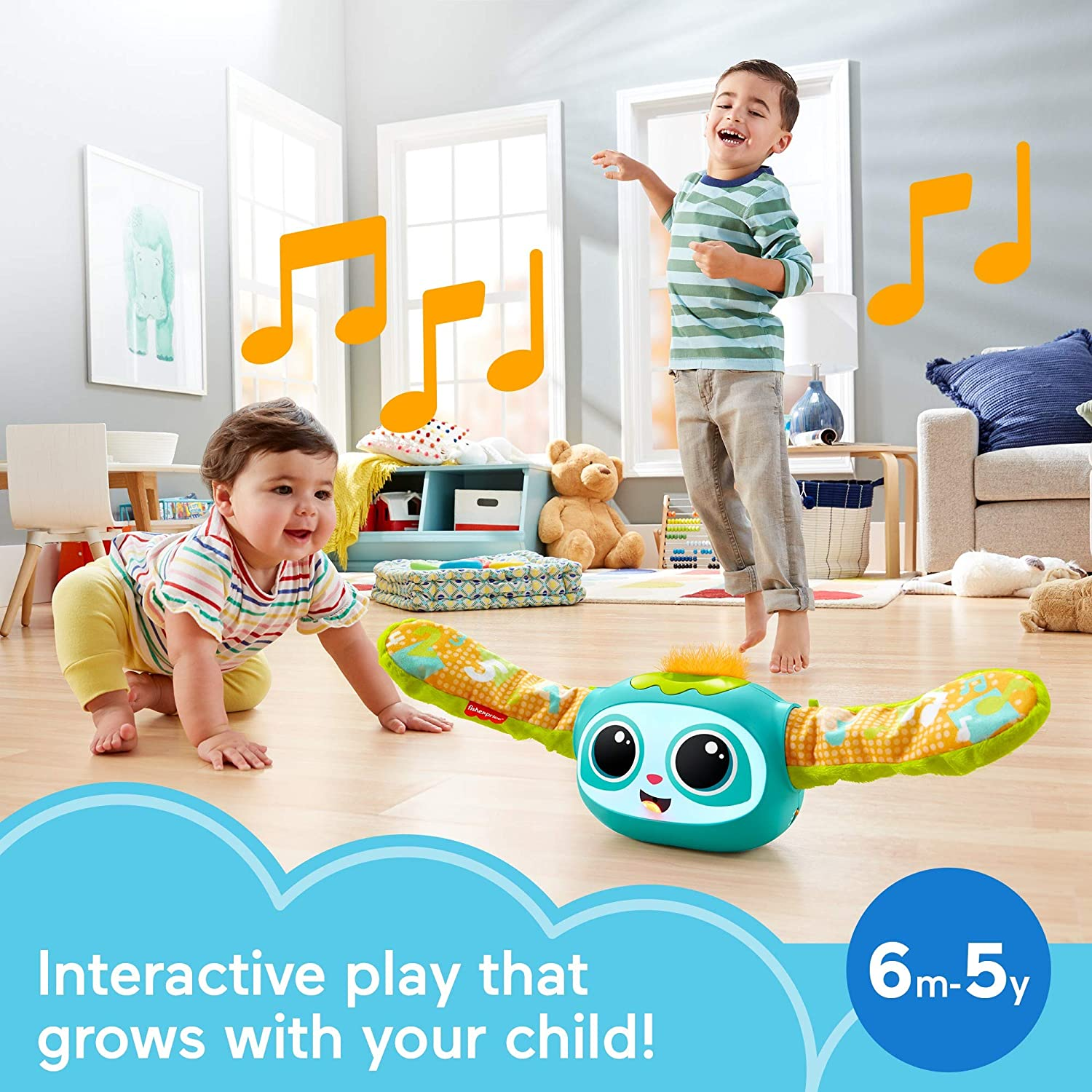 Rollin Rovee Fisher Price Activity Toy - Grows with your child