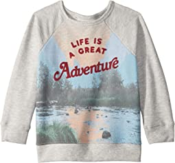Adventure Crew Sweatshirt (Toddler/Little Kids/Big Kids)