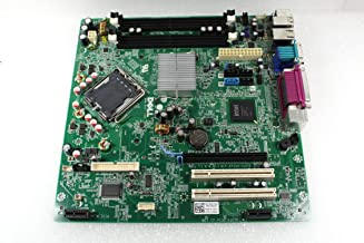 Genuine Dell Intel Q45 Express LGA775 Socket Motherboard For Optiplex 960 Small Mini..