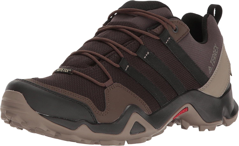 Amazon Com Adidas Outdoor Terrex Ax2r Gtx Hiking Shoe Men S Hiking Shoes
