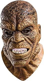 Rubie's Men's Suicide Squad Killer Croc Overhead Latex Mask
