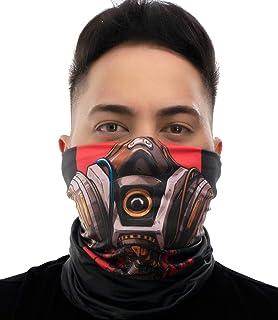 Cute Colorful Men/Women Reusable Tubular Bandana Cool Motorcycle Headwear Comfortable Fashion Face Mask