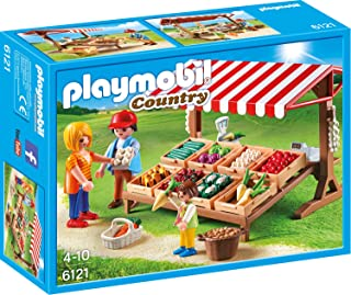 PLAYMOBIL - Mercado (61210)