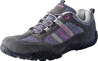 Knixmax Women's Hiking Shoes Lightweight Non-Slip Climbing Trekking Sneakers for Woman Camping Backpacking Shoe