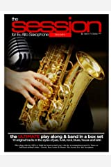 The Session For Eb Alto Saxophone With MP3s Kindle Edition