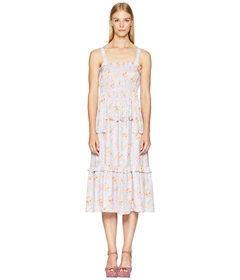 Rebecca Taylor Sleeveless Emilia Tank Dress