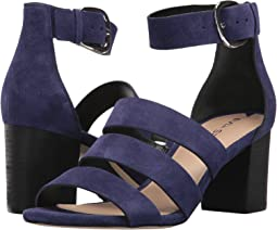 Marina Blue Suede