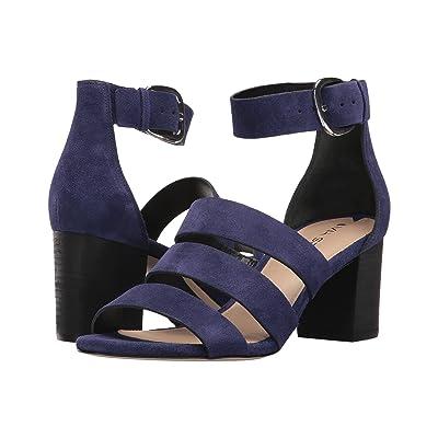 Via Spiga Carys (Marina Blue Suede) High Heels