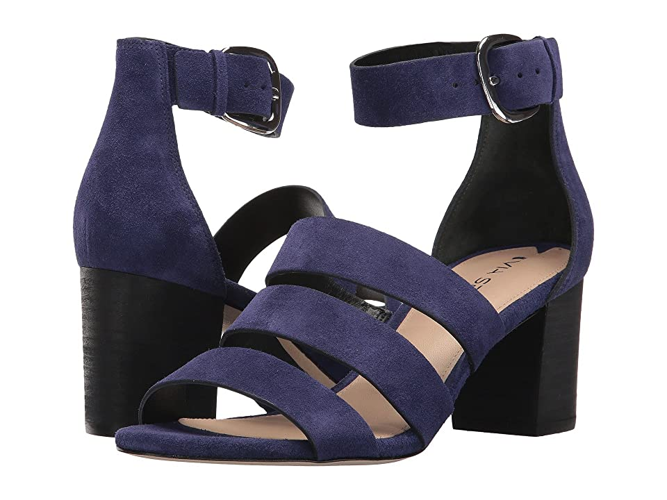Via Spiga Carys (Marina Blue Suede) High Heels