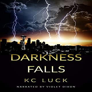 Darkness Falls: A Lesbian End-of-the-World Romance Adventure