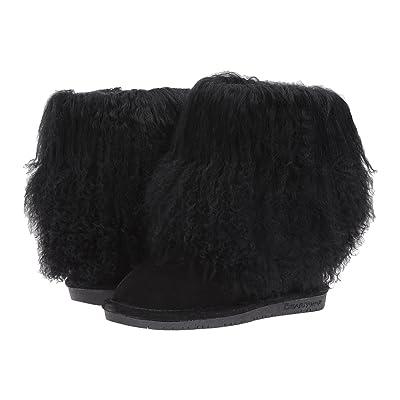 Bearpaw Kids Boo (Little Kid/Big Kid) (Black) Girls Shoes