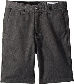 Volcom Kids - Frickin Chino Shorts (Toddler/Little Kids)