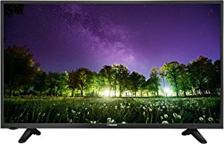 Toshiro TRO40LED, 40 inches HD LED Tv - Black