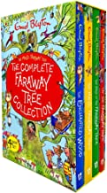 The Complete Magic Faraway Tree Collection 4 Books Box Set by Enid Blyton (Up The Faraway Tree, Folk of the Faraway Tree, ...