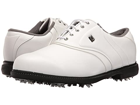 Twin Cleated Originals Brown Plain Saddle Toe Black FootJoy BlackWhiteWhite pa5ITqxT