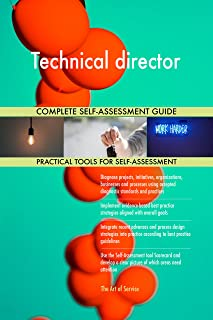 Technical director Toolkit: best-practice templates, step-by-step work plans and maturity diagnostics