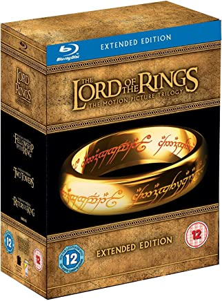 The Lord of the Rings: The Motion Picture Trilogy Extended Edition  2001