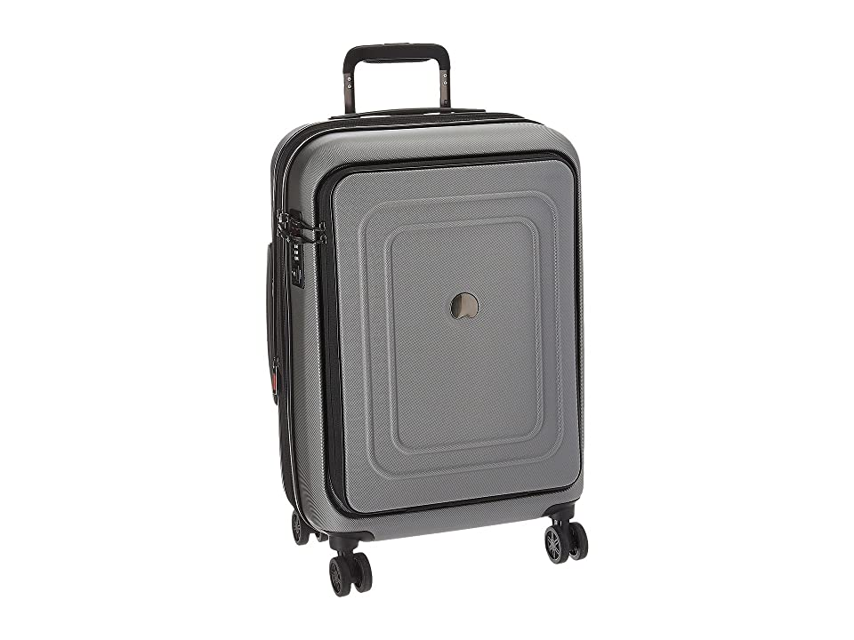 Delsey Cruise Lite Hardside 21 Expandable Spinner Carry-On (Platinum) Luggage