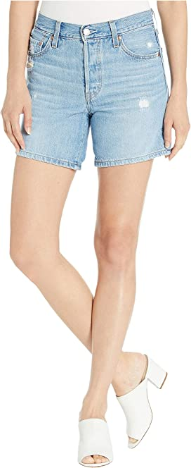 Levi's¿ Womens Women's 501¿ Shorts Lunar Black 33 2.5 at