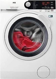 AEG L7WEE961 Independiente Carga frontal A Blanco lavadora - Lavadora-secadora (Carga frontal, Independiente, Blanco, Izqu...