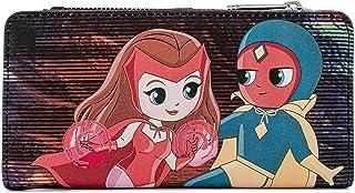 Loungefly Marvel Wanda Vision Chibi Faux Leather Wallet