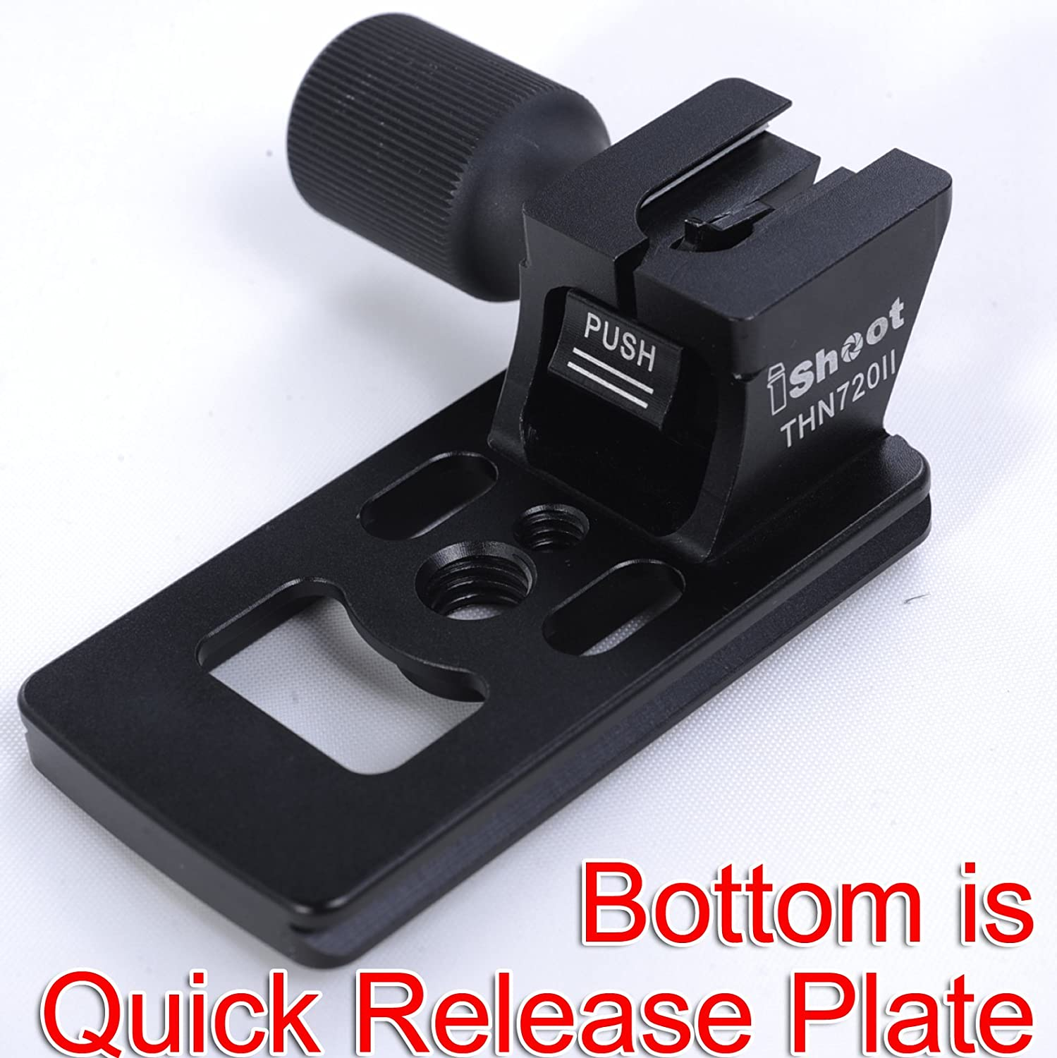 iShoot Metal Replacement Base Foot Adapter Stand AF-S Low price Ranking TOP4 for Nikon