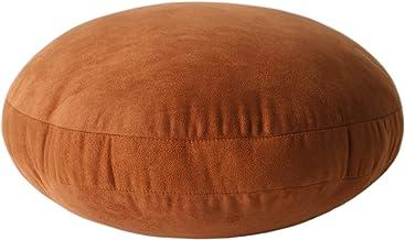 Travesseiros redondos Hodeco, enchimento de poliéster super macio, ultra fofo, como penas, decorativo, almofada de piso re...