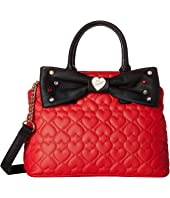 Betsey Johnson - Large Satchel