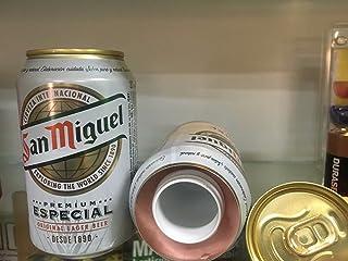 Caja fuerte camuflada ocultacion bote/lata cerveza simulada