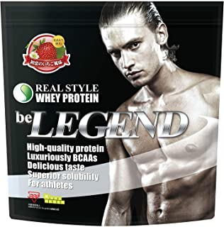 be LEGEND WheyProtein Powder 2.2 lbs (Strawberry)